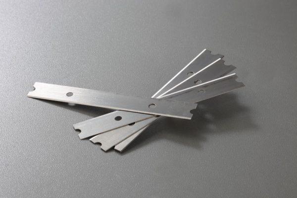 Paquete 10 cuchillas rascador suelo