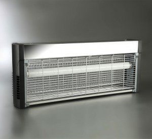 MATAINSECTOS ELÉCTRICO INOX. 1x40 W