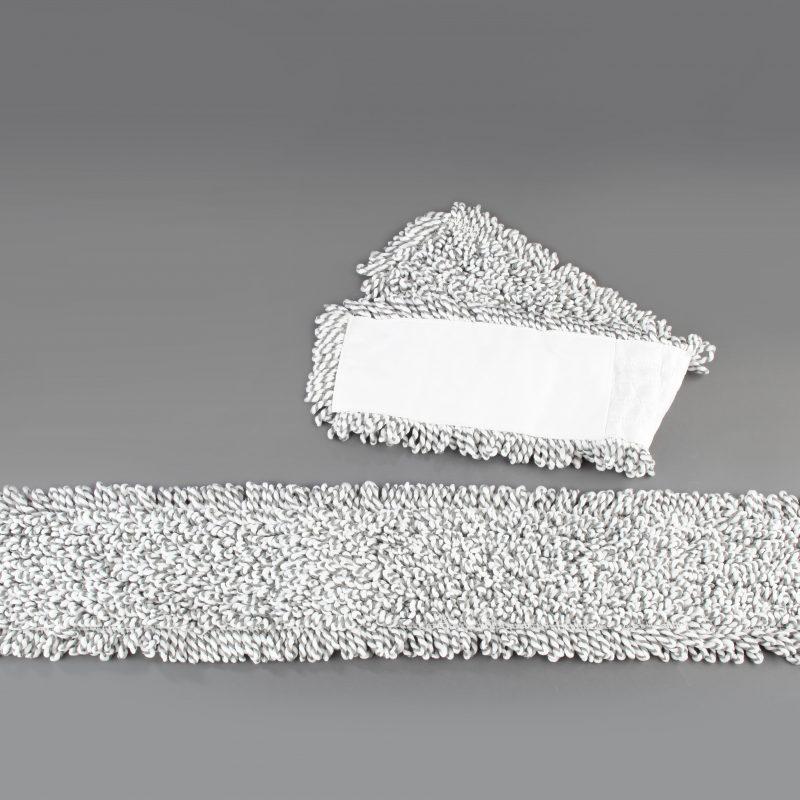 RECAMBIO MOPA 100 x 12 MICROFIBRA BLANCO/GRIS