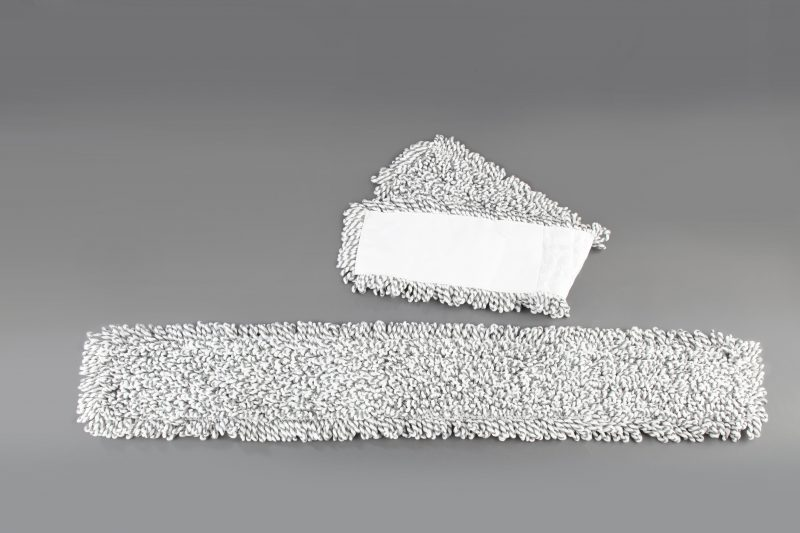 RECAMBIO MOPA ESP 100 x 12 MICROFIBRA BLANCO/GRIS