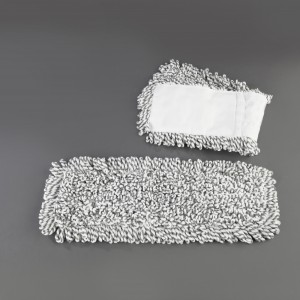 RECAMBIO MOPA ESP 60 x 14 MICROFIBRA BLANCO/GRIS