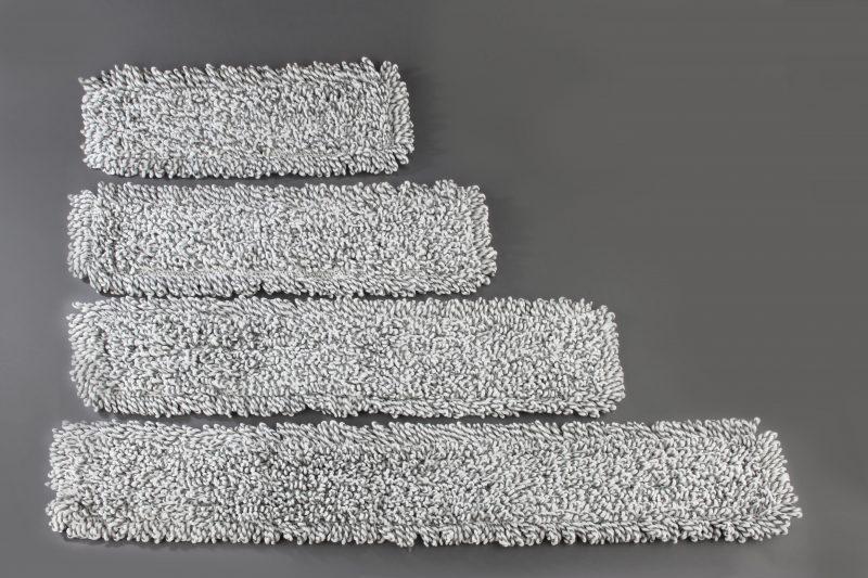 RECAMBIO MOPA ESP 75 x 14 MICROFIBRA BLANCO/GRIS