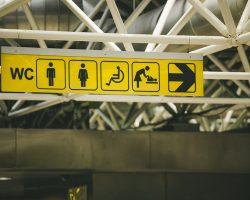 Equipamiento de higiene industrial para lavabos