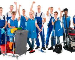 Carros de limpieza para los profesionales de la higiene