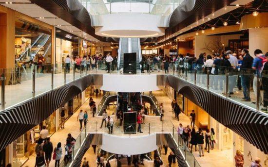 servicios centros comerciales