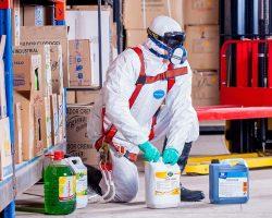 Mantener a los trabajadores sanos y seguros con la Higiene Industrial