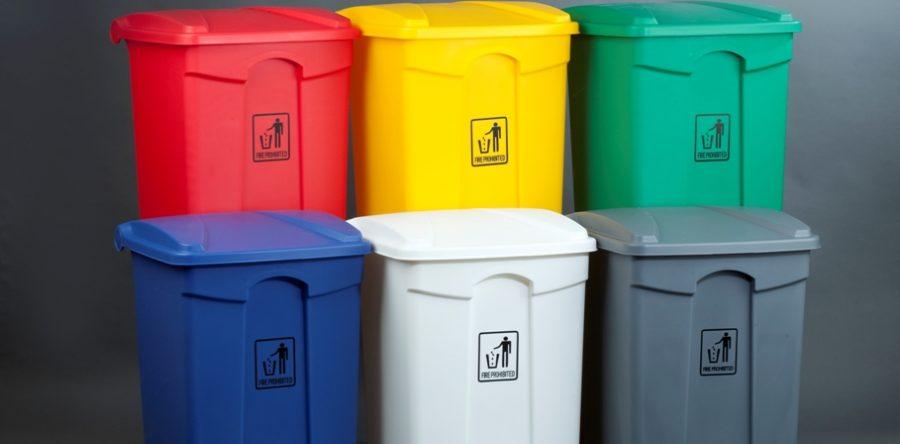 Contenedores de basura para reciclaje eurosanic - Contenedores de basura para reciclaje ...