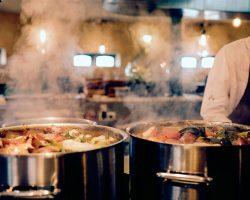 Equipamiento de higiene industrial para restaurantes