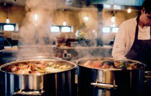 Equipamiento higiene industrial restaurante