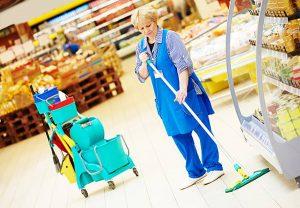productos de limpieza para supermercados